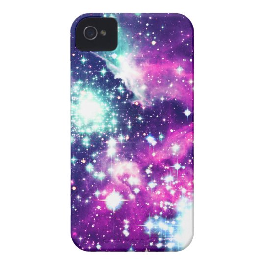 Colorful Galaxy Space Stargazer iPhone 4/4S Case