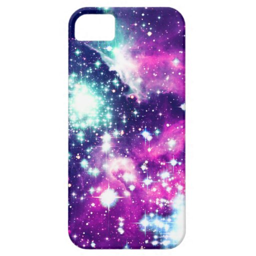 Colorful Galaxy Space Stargazer iPhone 5 Case