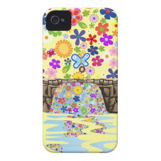 Colorful Garden Blackberry Case-Mate Case