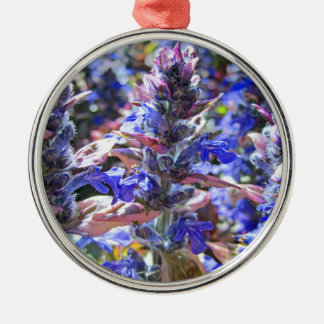 Colorful Garden Metal Ornament