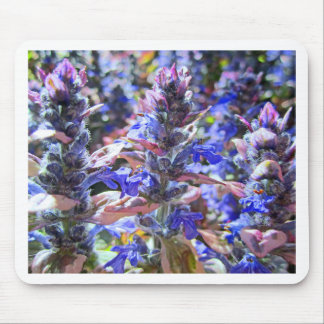 Colorful Garden Mouse Pad
