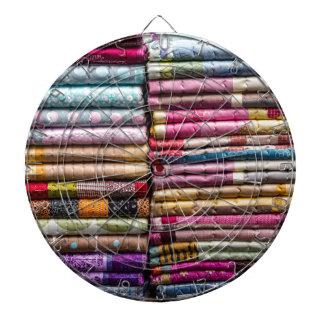 Colorful Garments Dart Boards