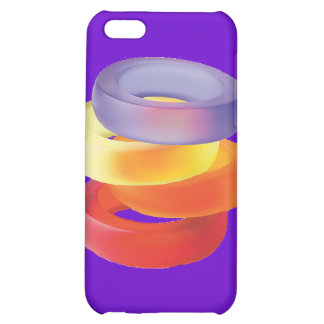 Colorful Gel Bracelets Cover For iPhone 5C