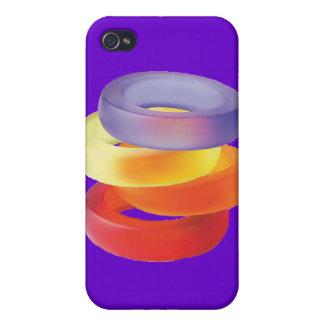 Colorful Gel Bracelets iPhone 4/4S Case