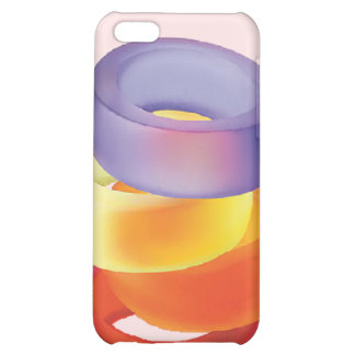 COLORFUL GEL BRACELETS Speck Case Cover For iPhone 5C