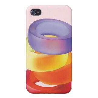 COLORFUL GEL BRACELETS Speck Case Cases For iPhone 4