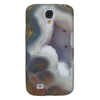 Colorful Geode 3D iPhone3 case Samsung Galaxy S4 Cases