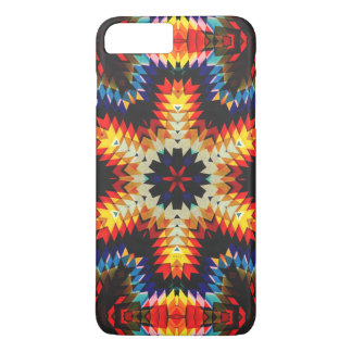 Colorful Geometric Abstract iPhone 7 Plus Case