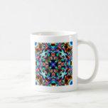 Colorful Geometric Abstract Mugs