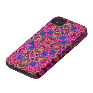 Colorful Geometric Case-Mate iPhone 4 Case