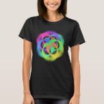 Colorful geometry pattern - T-Shirt
