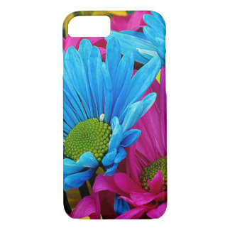 Colorful Gerber Daisy Flowers iPhone 7 Case