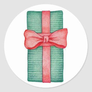 Colorful Gifts Sticker