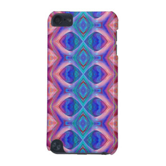 Colorful Glass Abstract iPod Touch 5G Covers