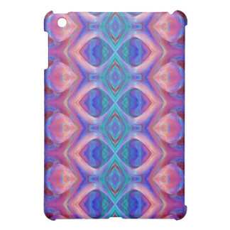 Colorful Glass Abstract iPad Mini Covers