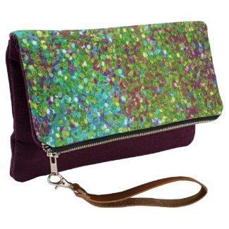 Colorful Glitter Mosaic