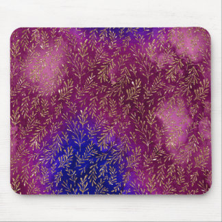 Colorful glitter texture Mousepad