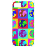 Colorful Globes iPhone 5 Case