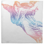 Colorful God Napkins