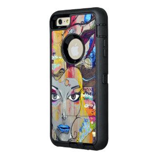 Colorful Graffiti Street Art OtterBox Defender iPhone Case