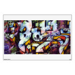 Colorful Graffiti Words Room Decals