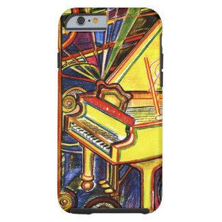 Colorful Grand Piano iPhone 6 Case
