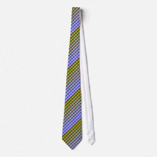 Colorful graphics neck tie