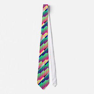 Colorful graphics tie