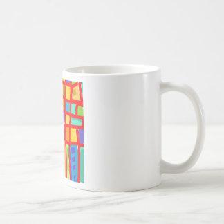Colorful Grid Collection Coffee Mug