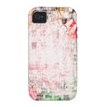 COLORFUL GRUNGE iPhone 4 CASES