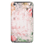 COLORFUL GRUNGE iPod TOUCH CASE