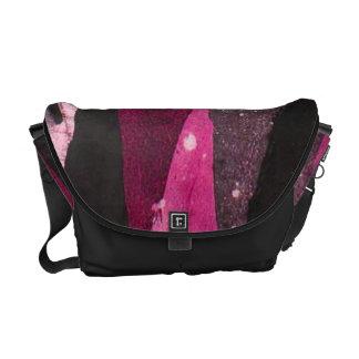 Colorful Grunge Look  Messenger Bag