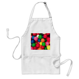 Colorful Gum Ball Candy Aprons
