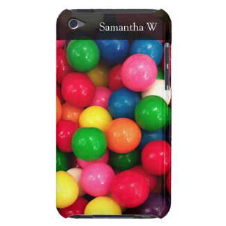 Colorful Gum Ball Candy Barely There iPod Case