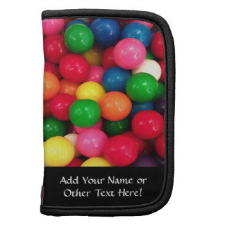 Colorful Gum Ball Candy Planner