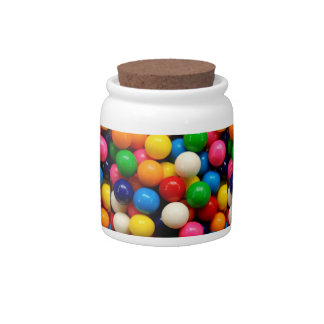 Colorful Gumballs Candy Dishes