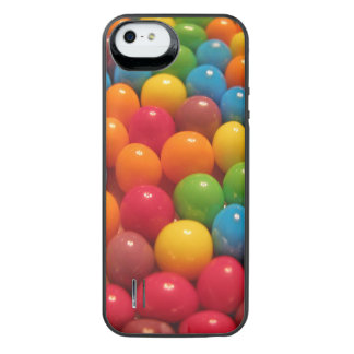 Colorful Gumballs iPhone SE/5/5s Battery Case