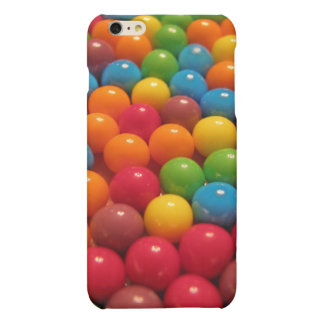 Colorful Gumballs Matte iPhone 6 Plus Case