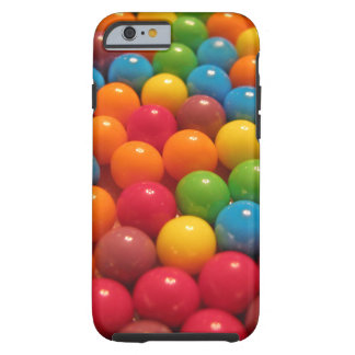 Colorful Gumballs Tough iPhone 6 Case