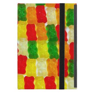 Colorful gummi bear candy ipad mini case