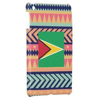 Colorful Guyana Flag Box Case For The iPad Mini