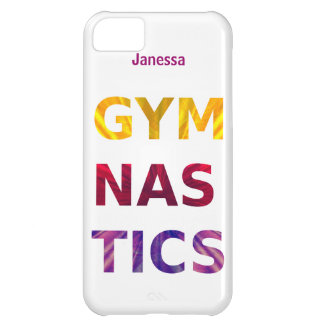 Colorful Gymnastics Cover For iPhone 5C