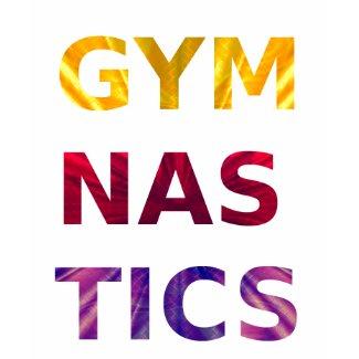 Colorful Gymnastics T-Shirt