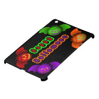 Colorful Halloween Baseball Bats iPad Mini Case