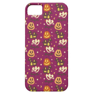 Colorful Halloween Pattern iPhone 5 Cover