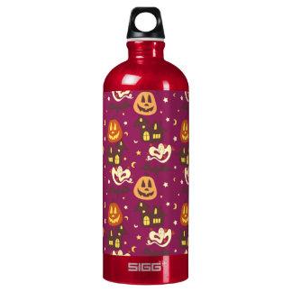 Colorful Halloween Pattern SIGG Traveler 1.0L Water Bottle