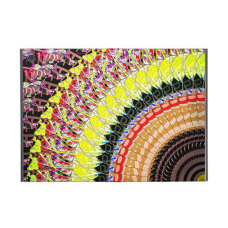 Colorful Happy Birthday Abstract Cases For iPad Mini