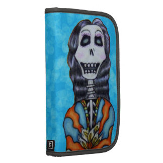 Colorful Happy Day of the Dead Skeleton Planners