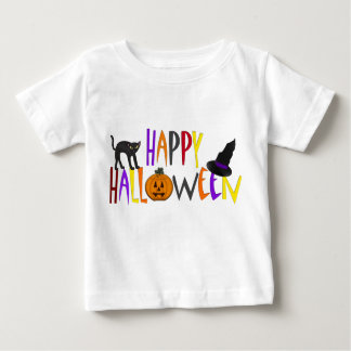 Colorful Happy Halloween Shirt