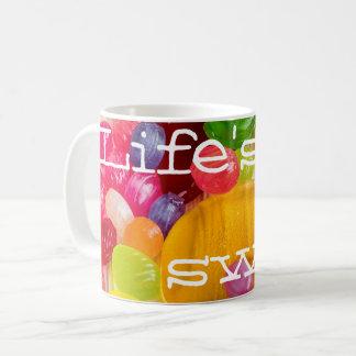 Colorful hard candy photo|| Life's sweet Coffee Mug